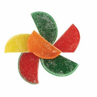 Assorted Fruit Slices, 5 Pounds