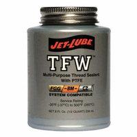 Jet-Lube 24002 1/2 pt. Pipe Thread Sealant, White