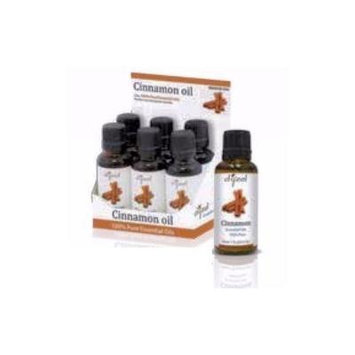 Sunflower Natural Essential Oil - Cinnamon 1 oz. (Pack of 2)