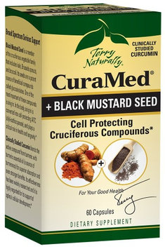 Europharma Terry Naturally CuraMed + Black Mustard Seed EuroPharma (Terry Naturally) 60 Caps
