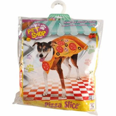 Rubie's Pizza Slice Pet Costume - Small