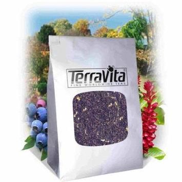 Elderberry Black Tea (Loose) (8 oz, ZIN: 427007)
