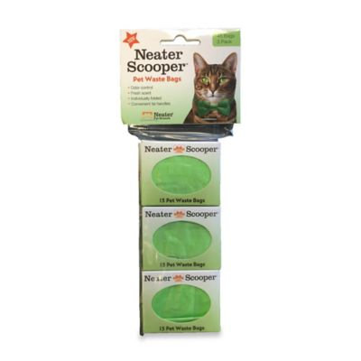 Neater Scooper 45-Pack Refill Bags