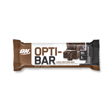 Optimum Nutrition Opti-Bar - 1 Bar Chocolate Brownie