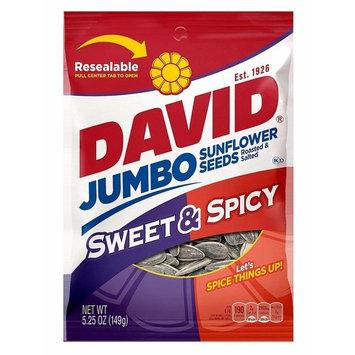 David Seeds Jumbo Sunflower, Sweet and Spicy, 5.25 oz