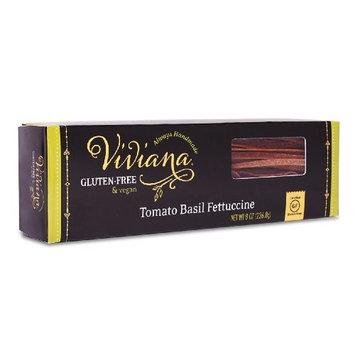 Viviana Certified Gluten-Free Tomato Basil Fettuccine, 8 Ounce [Tomato Basil]