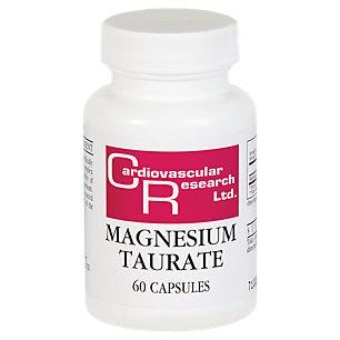 Cardvas Ecological Formulas Magnesium Taurate 125mg 60c