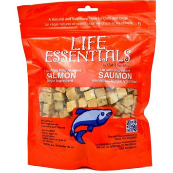 Cat-man-doo CatManDoo Freeze Dried Wild Alaskan Salmon Cubes (2 oz)