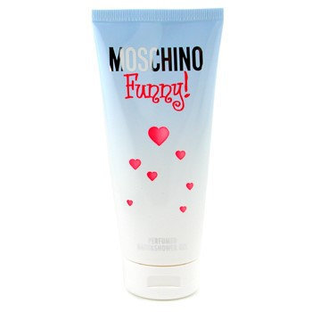 Moschino By Moschino Funny Perfumed Shower Gel For Women 200Ml/6.7Oz