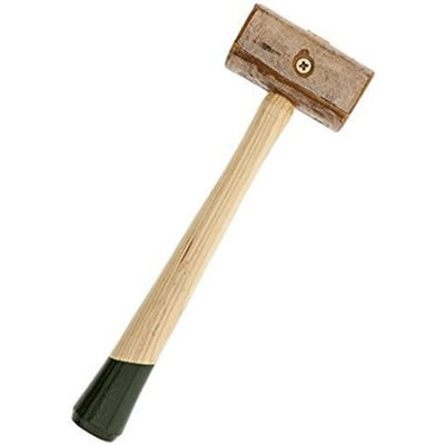 Size 8 Weighted Rawhidemallet
