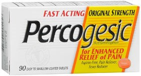 Percogesic Pain Relief