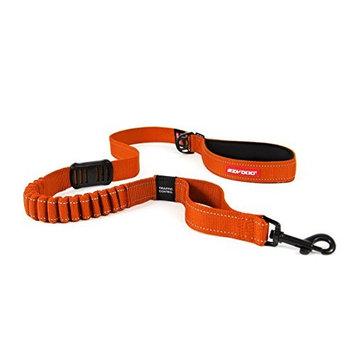 Ezydog Zero Shock Dog Leash Color: Blaze Orange, Size: 48