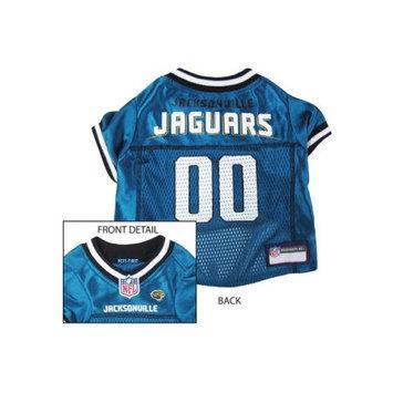 Pets First JJJ-XS Jacksonville Jaguars NFL Dog Jersey - Extra Small