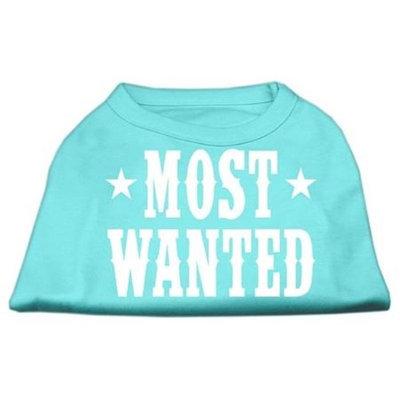 Ahi Most Wanted Screen Print Shirt Aqua XS (8)