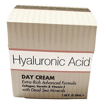 Hyaluronic Acid Extra-Rich Advanced Formula Day Cream, 1.69 fl. oz.
