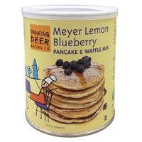 Dancing Deer Mix Pancake & Waffle Lemon Blueberry 16oz