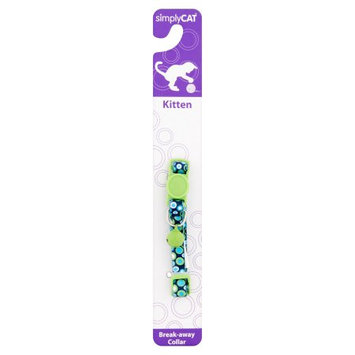 SimplyCat Kitten Collar - Camo