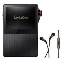 Astell & Kern Dual-DAC Mastering Quality Sound (MQS) Portable System w/ Klipsch X20i Earbuds