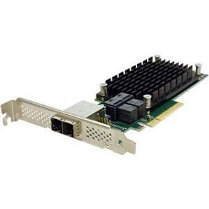 Atto Technology ExpressSAS H1288 8-Port External 8-Port Internal SAS/SATA to PCIe 3.0 Host Bus Adapter