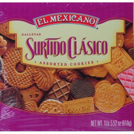 Marquez Brothers International, Inc. El Mexicano, Surtido Clasico, 1 lb