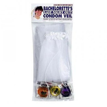 Bachelorette Party Favors Condom Veil
