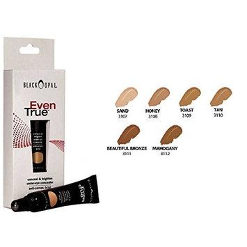 [VALUE PACK OF 3] BLACK OPAL Even True Brightening Under-eye Concealer 0.35Oz [SAND]: Beauty