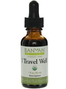 Banyan Botanicals, I Travel Well Liquid Extract 1 oz