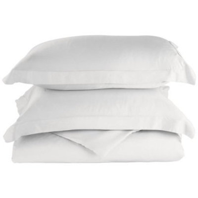 Superior 300 Thread Count Rayon From Bamboo Solid Duvet Cover Set