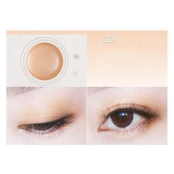 15 Colors Eyeshadow Diamond Palette,YOYORI Pearl Metallic Shimmer Waterproof Natrual Naked Make up Eye Shadow Kit Eyebrow Powder kit