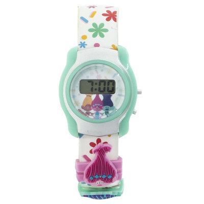 Dreamworks Trolls Slide-on LCD Watch