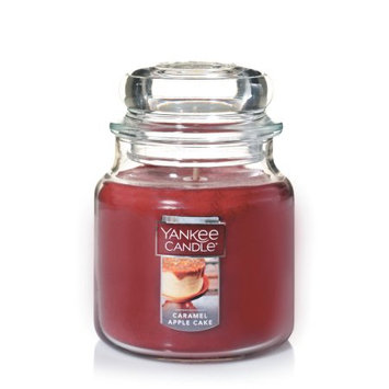 Newell Brands American Home Yankee Candle Medium Jar Crml Apple Cake