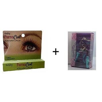 Godefroy Permacurl All Day Eyelash Curling Gel + Eyelash Curler