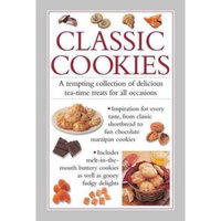 Classic Cookies : A Tempting Collection of Delicious Tea-Time Treats for All Occasions