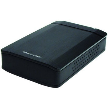 Dane Electronics Gigastone SO-RD302TU3S2 3.5 External Hard Drive - USB 3.0