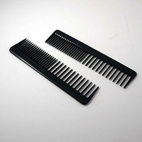 7in Plastic Wide Tooth Comb