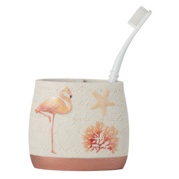 Saturday Knight, Ltd. Coral Gables Toothbrush Holder