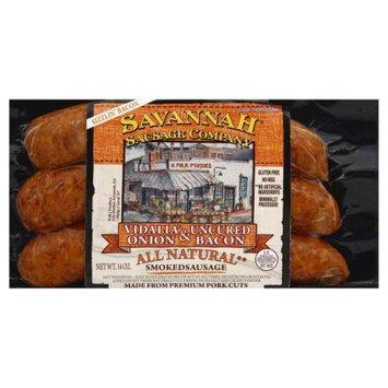 Savannah Sausage Roger Wood Savannah Ssg Onion Bacon