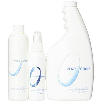Zero Odor General Household Basic Deodorizer Kit
