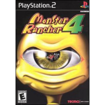 Fye Monster Rancher 4 by PlayStation 2