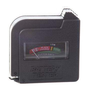 TOOGOO(R) Compact Easy-to-Use Battery Charge Tester