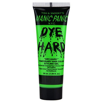 Manic Panic Dyehard Temporary Hair Color Styling Gel, Electric Flamingo