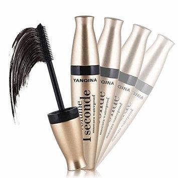 Sandsitore 3D Mascara Cream Makeup Lash,Eyelash Mascara Extension Makeup Black Waterproof Kit Curling Eye Lashes