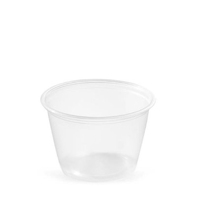 Amhil Enterprises ASB400 CPC 4 oz Clear Portion CupCase of 2500