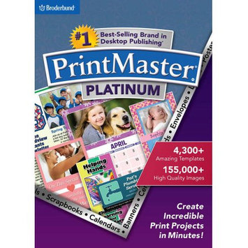 WD Encore 8129186 PrintMaster 7 Platinum for Mac (Email Delivery)