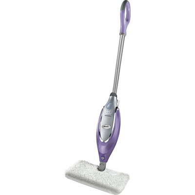 Shark Professional Electronic Steam Corded Pocket Dust and Mop, Lavender | SE450