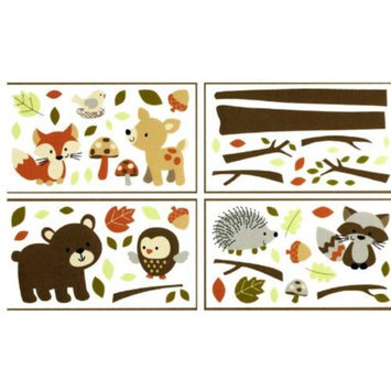 Carter's Forest Friends- Wall Decals
