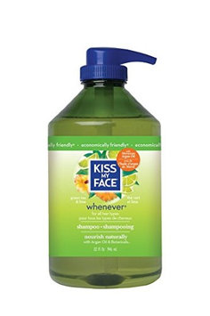 Kiss My Face Whenever Conditioner 32.0 fl oz(pack of 3)