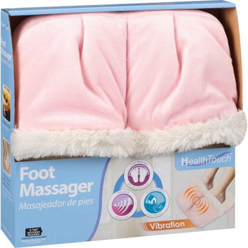 Leader Light Limited Health Touch Foot Massager, Pink