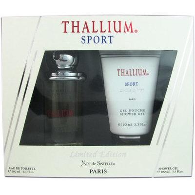 Thallium Sport by Yves de Sistelle, 2 Piece Gift Set for Men