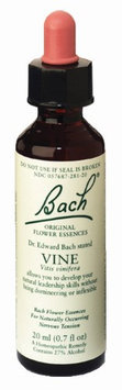 Bach 0233981 Flower Remedies Essence Vine - 0.7 fl oz